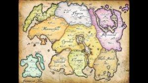Pretty, colourful maps